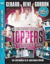 Cover Gerard - Rene - Gordon - Toppers In Concert 2006 [DVD]
